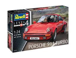 porsche 911 model kit revell 1 25 porsche 911 turbo model kit 07179 20 69