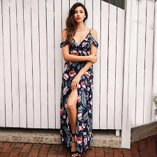 boho chic fashion collection daisy dress for less