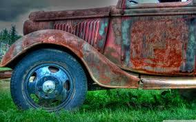 rusty car old rusty 4k hd desktop wallpaper for 4k ultra hd tv u2022 wide