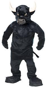 Super Deluxe Halloween Costumes Super Deluxe Mascot Bull Costume Costume Craze