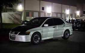 evolution mitsubishi 8 street car of the week u2013 josh u0027s 1000 whp evo 8 aka u201cv8 eatr