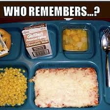 School Lunch Meme - 17 things that make going back to school awesome