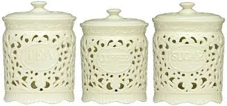 cream kitchen canisters cream ceramic kitchen canisters seo03 info