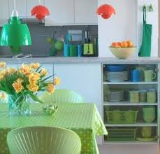 How To Decorate Your Kitchen by How To Decorate A Kitchen With Apple Green Color Apartment