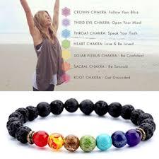 energy bead bracelet images 7 chakra beaded bracelet quot lava energy quot spiritual heirlooms jpg
