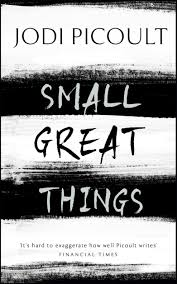 good books to do a book report on small great things by jodi picoult book review the narrative small great things by jodi picoult book review the narrative rips along at a great pace the independent
