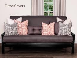 futon wonderful organic futon pocketed coil innerspring futon