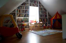 attractive home attic playroom interior design feat harmonious marvelous kids playroom in attic ideas