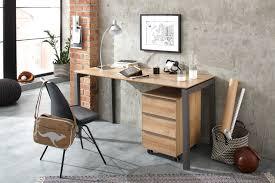 Schreibtisch M Elhaus Maja 5015 Schreibtisch Anthrazit Eiche Möbel Letz Ihr Online Shop