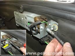 porsche boxster convertible top repair 986 987 1997 08