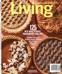 richmond family s thanksgiving featured in martha stewart living