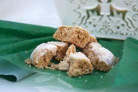 pumpkin chai spiced mantecados with roasted hazelnuts a
