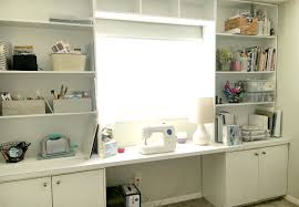 take a tour of my new craft room make today creative