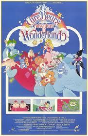 care bears wonderland alice wonderland movie rare sale