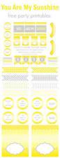 25 unique sunshine printable ideas on pinterest basket of