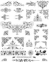immagine correlata arabescos ornament stenciling