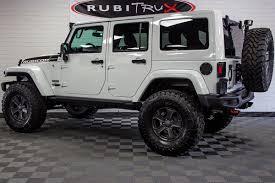 white jeep 2017 2018 jeep wrangler rubicon recon unlimited white