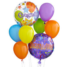 send balloons send congratulation balloons a better bloom florist