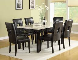 Marble Dining Room Sets Dining Tables Real Marble Dining Table Black Marble Dining Room