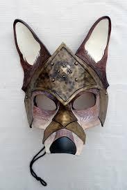 Wolf Mask Wolf Helmet Armor Base Armor Wolf Helmet Daï Mathieu Pinterest
