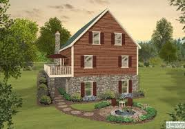 Rv Garage With Living Space Pole Buildings With Living Quarters Rv Garage Plans With Living