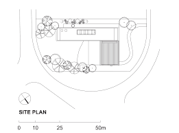 House Site Plan by Gallery Of Piracicaba House Isay Weinfeld 18
