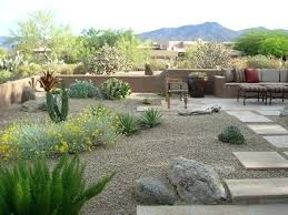 Backyard Desert Landscaping Ideas Desert Landscape Backyard Desert Landscaping Antelope Valley A