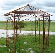 wrought iron gazebo arbor i need zach to weld me one of these