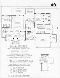 3231 0913 sq feet 3 bedroom 1 5 story house plans