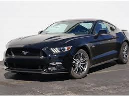 Mustang Gt Black Ford Mustang Gt Amarillo 6 Black Ford Mustang Gt Used Cars In