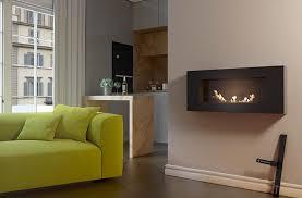 delta flat bio ethanol fireplace sunsource