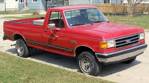 Ford F150 Truck Extended Cab - 1989 ford f150 my very 1st vehicle except mine was a white