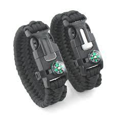 paracord bracelet whistle fire images Survival bracelet paracord bracelet jpg