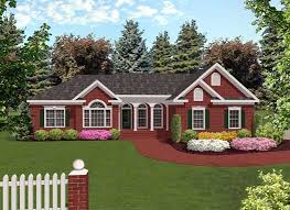 ranch style house plans plan 4 157