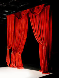 Theater Drape Treat Your Softgoods Right Flame Retardants Stage Directions