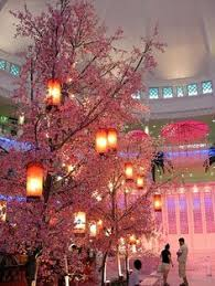 New Year Decoration Ideas For Restaurant by