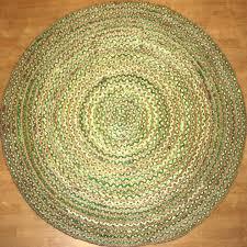 Yellow Circle Rug Buy Jute Rugs Kaza Green Jute Round Rug Rugspot