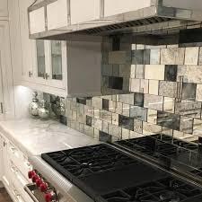 mirror tile backsplash kitchen tile antique mirror subway tiles mirror adhesive tile