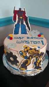 transformers cakes custom birthday cakes