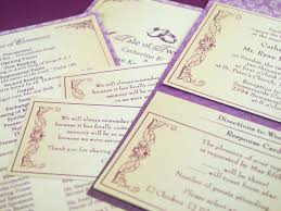 Affordable Wedding Invitations With Response Cards How To Buy Wedding Invitations 12 Steps With Pictures Wikihow