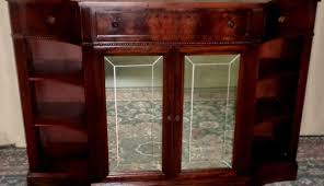 Vintage Buffets Sideboards Dazzle Art Dvd Cabinet With Glass Doors Dreadful Cabinet Door