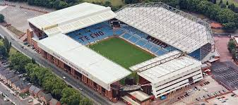 layout of villa park villa park stadium aston villa guide football tripper