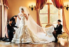 popular wedding dresses designer