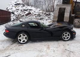 chrysler sports car chrysler loses mind sends 93 original vipers to crusher digital
