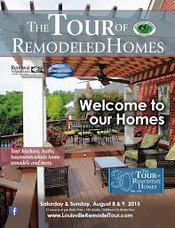Cunningham Overhead Door Louisville Ky by 2015 Tour Of Remodeled Homes Book By Building Industry Association