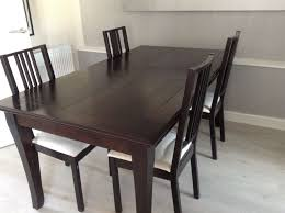 M S Dining Tables M S Mango Wood Dining Table In Southam Warwickshire Gumtree