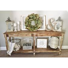 Coffee Table Decorations Best 25 Foyer Table Decor Ideas On Pinterest Console Table