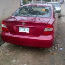 used toyota camry 2003 neatly used toyota camry for sale at a giveaway price of