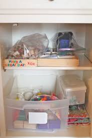 organizing craft supplies for kids welcometothemousehouse com
