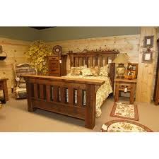 Timber Bedroom Furniture by Stony Brooke Royal Timber Bed Green Gables